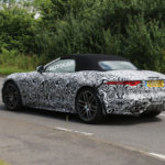 Jaguar F-Type R facelift spy shots-4