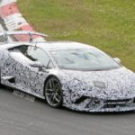 Lamborghini Huracan Superleggera spy shots-1