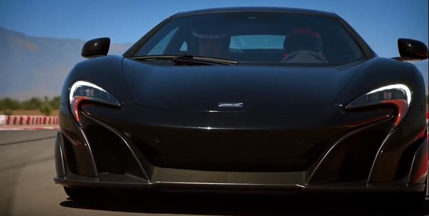 Salomondrin is selling the McLaren 675LT