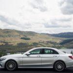 2015 Mercedes-AMG C63 S-4