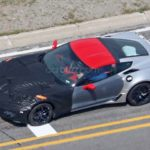 2018 Chevrolet Corvette ZR1 Spy Shots-1