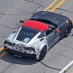 2018 Chevrolet Corvette ZR1 Spy Shots-3