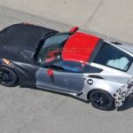2018 Chevrolet Corvette ZR1 Spy Shots-4