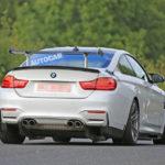 BMW M4 GT4 prototype caught testing-2