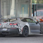 Chevrolet Corvette ZR1 spy shots-1