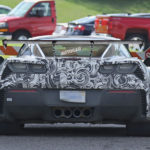 Chevrolet Corvette ZR1 spy shots-3