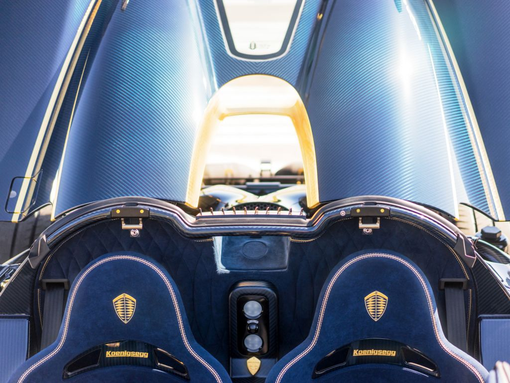 2016 Salon Prive Koenigsegg Agera RS Naraya Revealed The Supercar