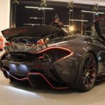 McLaren P1 Carbon Series for sale in Dubai-4