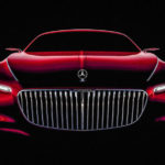 Mercedes-Maybach Concept Teaser-2016 Pebble Beach Concourse-1