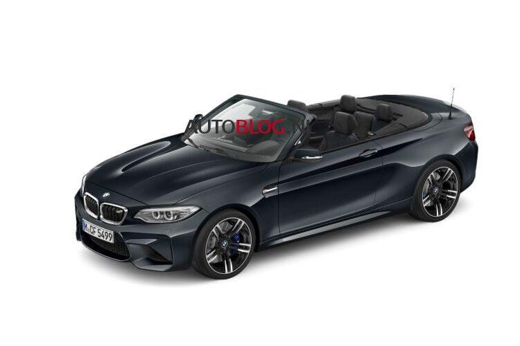 BMW M2 Convertible rendering-1