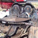 Koenigsegg CCX crashed in Mexico-2