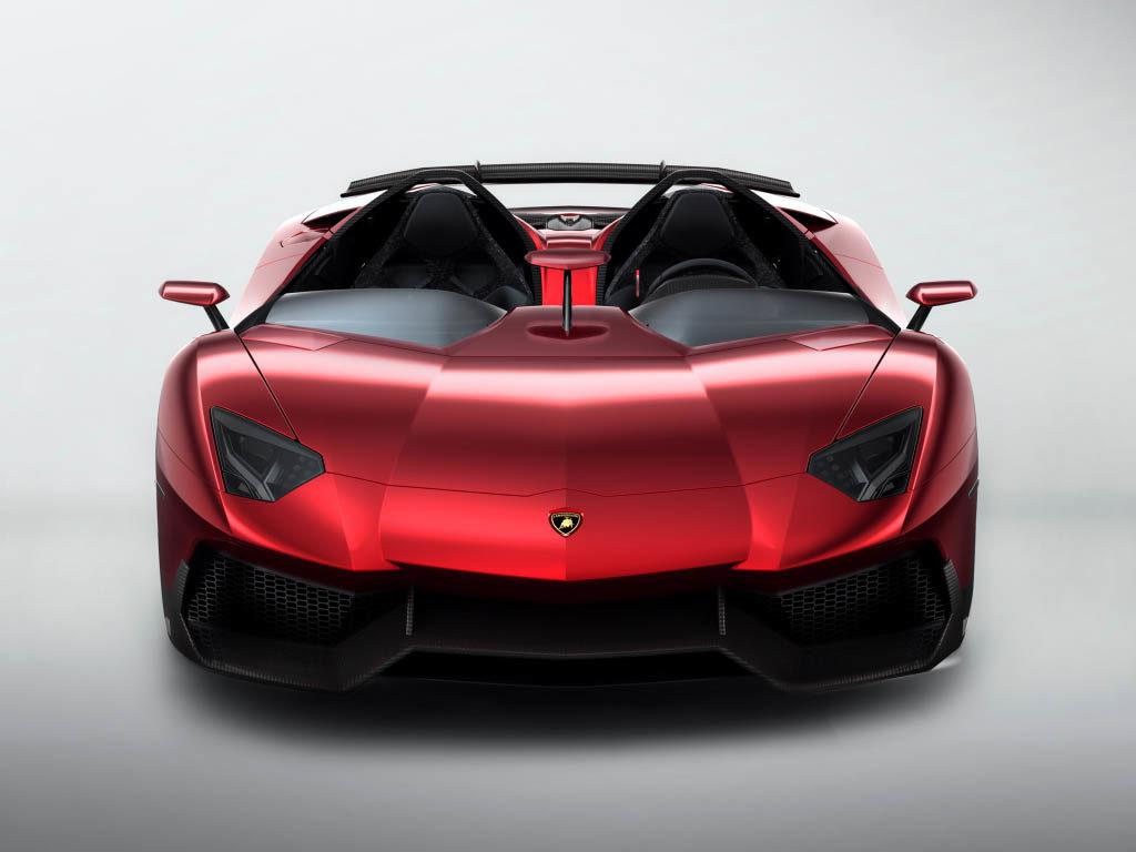 Lamborghini Aventador J 2