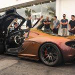 McLaren P1 MK Edition- Pearlescent exposed carbon-2