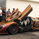 McLaren P1 MK Edition- Pearlescent exposed carbon-4
