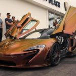 McLaren P1 MK Edition- Pearlescent exposed carbon-5