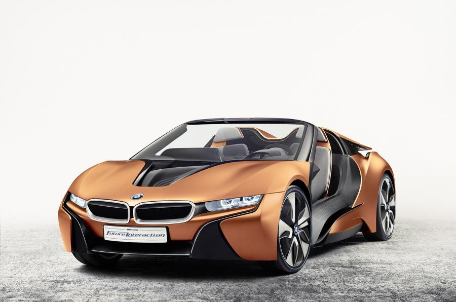 Bmw I8 Roadster Spyder Confirmed To Launch In 2018 The Supercar