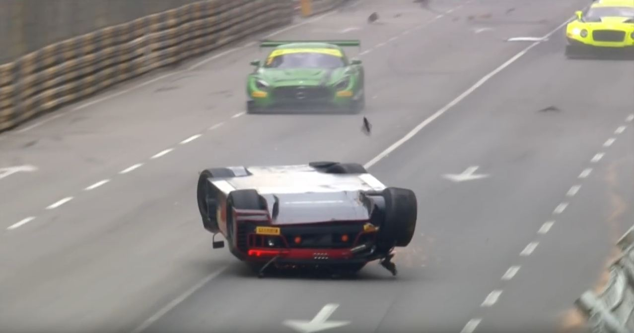 audi-r8-lms-flips-during-fia-gt-race-at-macau