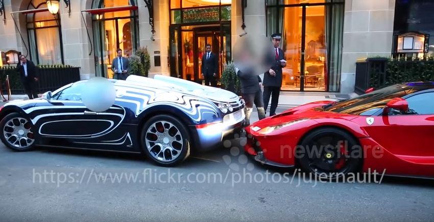 bugatti-veyron-crashes-into-laferrari