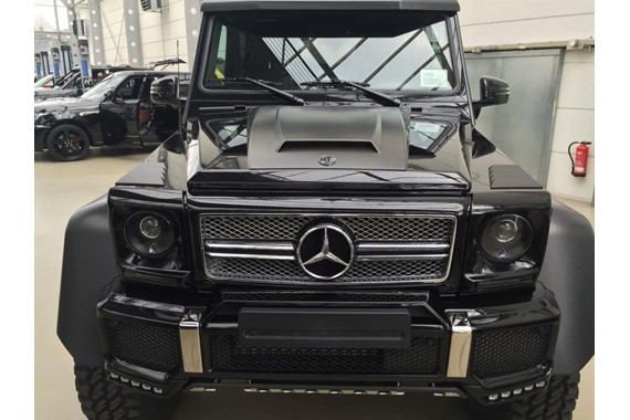 Mercedes Benz Brabus G63 6x6 For Sale In The Us The Supercar Blog