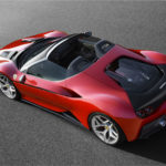 Ferrari J50-488 Spider based 50th Anniversary model for Japan-2