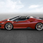 Ferrari J50-488 Spider based 50th Anniversary model for Japan-3
