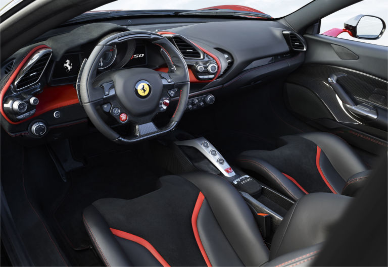 Ferrari J50-488 Spider based 50th Anniversary model for Japan-5