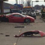 Teenager crashes Ferrari 488 GTB into Barbershop-2