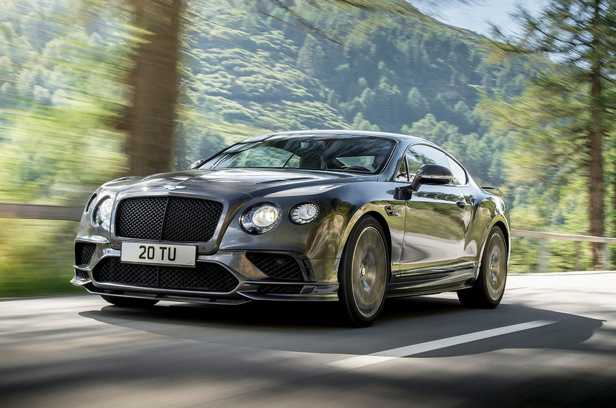 2017 Bentley Continental GT Supersports-1