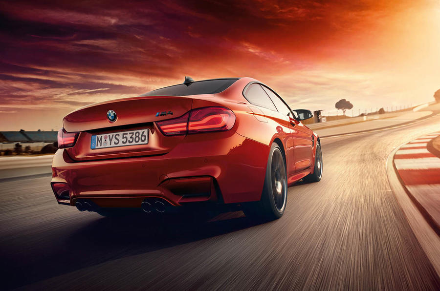 Updated Bmw M4 Lci Gets Led Lights As Standard The Supercar Blog