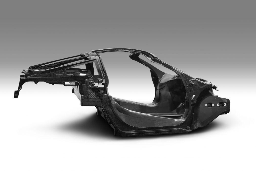 McLaren 650S Replacement- McLaren P14- carbon fiber Monocage II