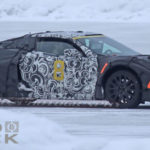 Mid-engine Chevrolet Corvette C8 spy shots-2017-1