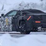 Mid-engine Chevrolet Corvette C8 spy shots-2017-2