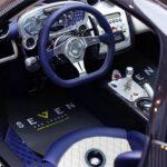 Pagani Zonda Tricolore for sale in Saudi Arabia-3