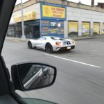 Reddit user spots Silver Ford GT cruising around Detroit-4