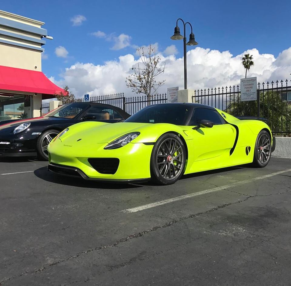 Porsche 918 Spyder For Sale >> Salomondrin S Porsche 918 Spyder For Sale At Evan Paul Motorcars