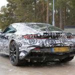 2018 Aston Martin Vantage Spy Shots-7