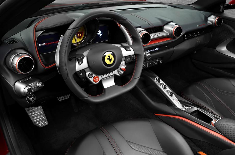 Ferrari 812 Superfast-2017 Geneva Motor Show-6