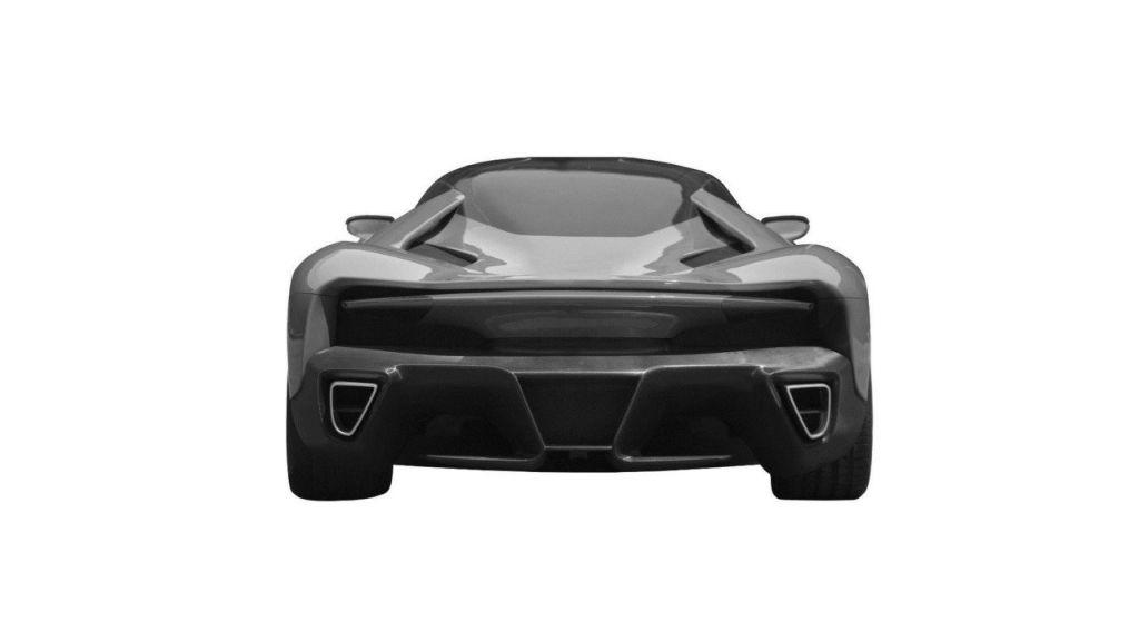 Ferrari megacar-LaFerrari replacement-patent images-5