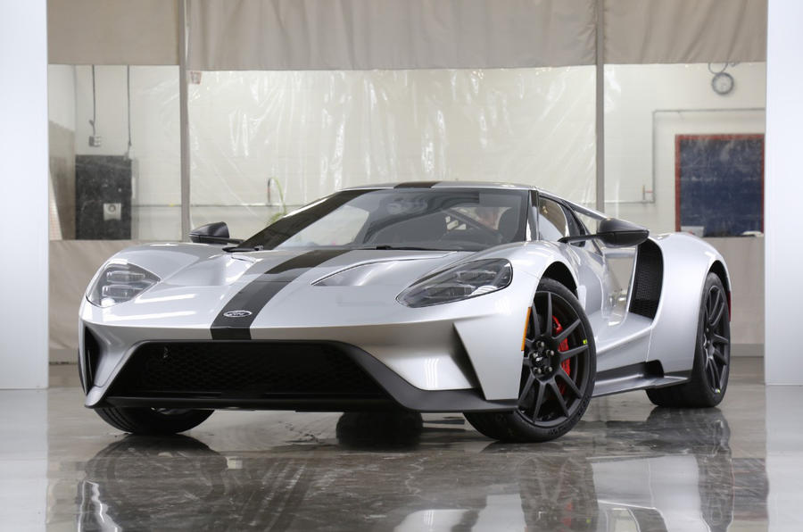 Ford Gt Already Put Up For Sale By Some Owners