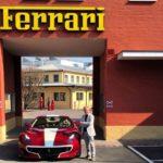 Horacio Pagani-Ferrari F12 TDF-1