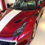 Horacio Pagani- Ferrari F12 TDF-1