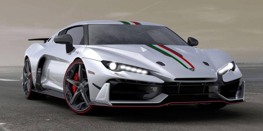 Italdesign Automobili Speciali supercar-2017 Geneva Motor Show-2