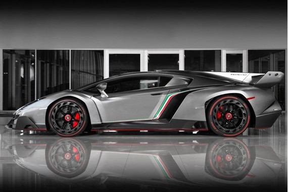 2014 Lamborghini Veneno For Sale In The Us The Supercar Blog