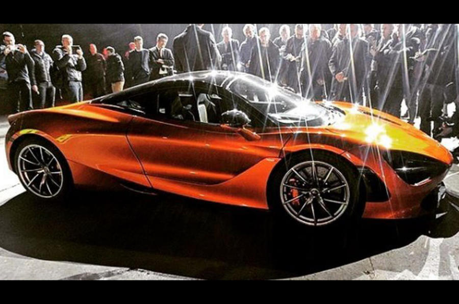 Mclaren 720S- P14- 650S replacement