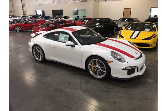 911R For Sale >> 2016 Porsche 911r For Sale At Cnc Motors Canada The Supercar Blog