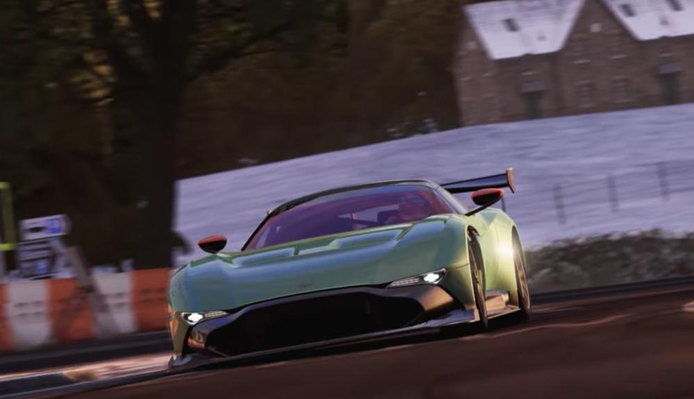 Project Cars 2- Aston Martin Vulcan