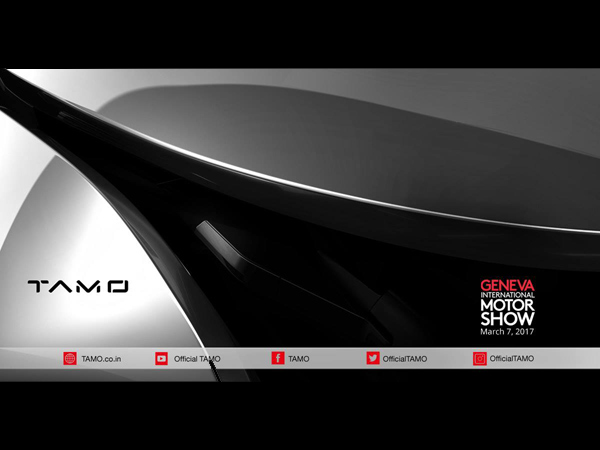 TAMO Futuro sports car teaser image-1