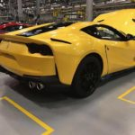 Yellow 812 Superfast-Ferrari factory-Leaked image-3
