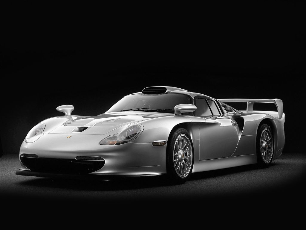 1998 Porsche 911 GT1 Strassenversion-Amelia Island Auction-1