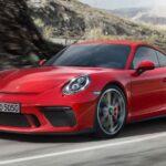 2018 Porsche 911 GT3-2017 Geneva Motor Show-6